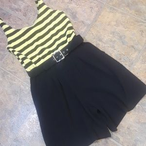 NWOT Cache Romper size small